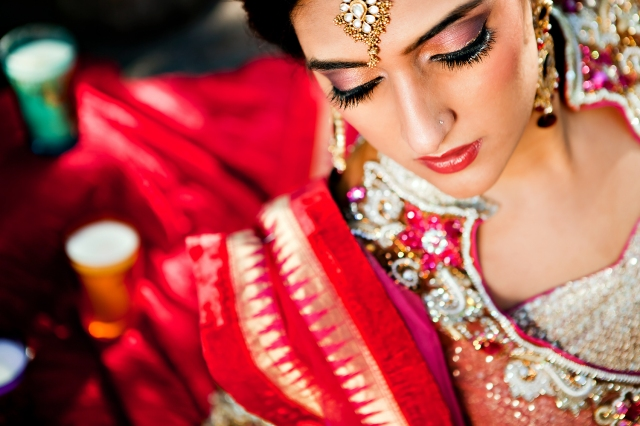 Best Bridal makeup in telibagh Lucknow